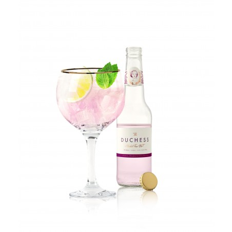 The Duchess Gin tonic Floral sans alcool 12 pièces