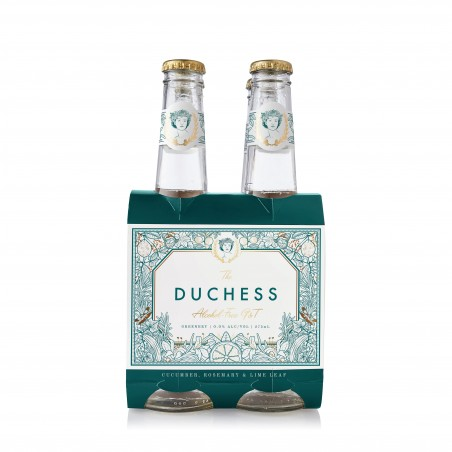 The Duchess Gin tonic Greenery sans alcool 12 pièces