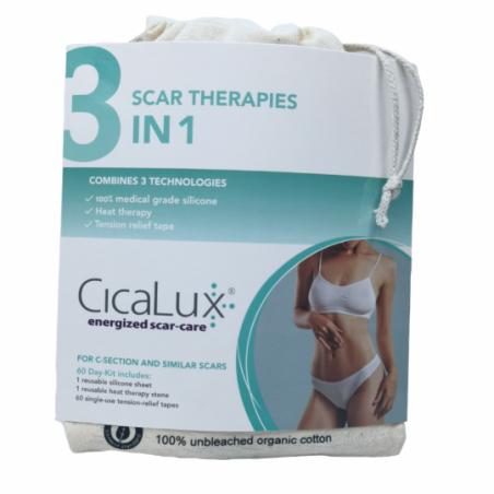 Cicalux Littekenbehandeling voor keizersneden