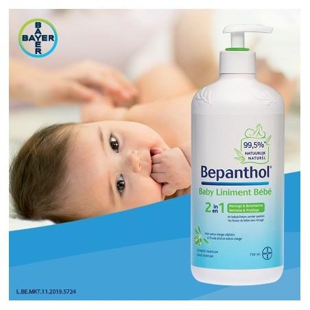 Bepanthol Baby Liniment Bébé avec pompe