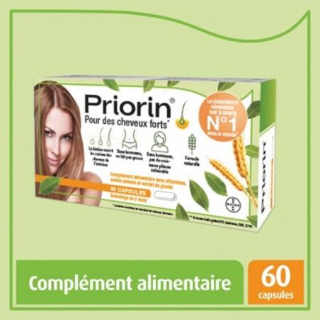 Priorin voor Sterk en Gezond Haar met Biotine 60 stuks