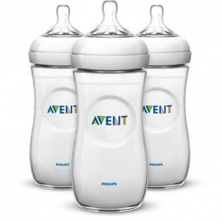 Philips Avent Natural zuigfles TRIO