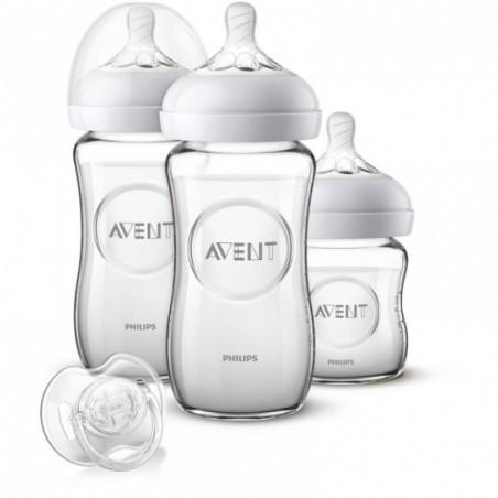 Philips Avent Natural 2.0 starterset Glas