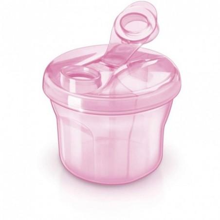 Philips Avent Melkpoederverdeeldoos Roze