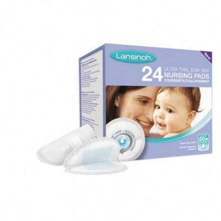 Lansinoh Coussinets d'allaitement jetables 24 pièces
