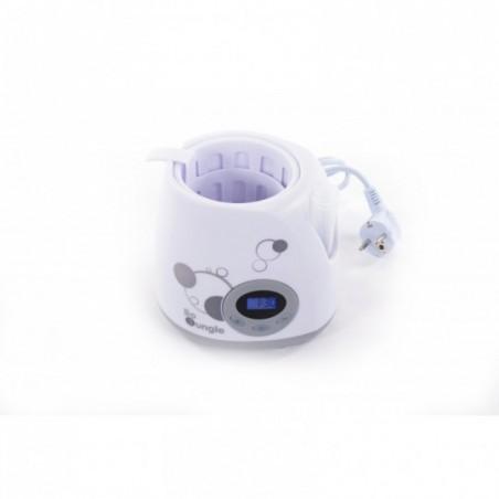 Bojungle  Supersnelle digitale flessenwarmer - thuis en in de auto