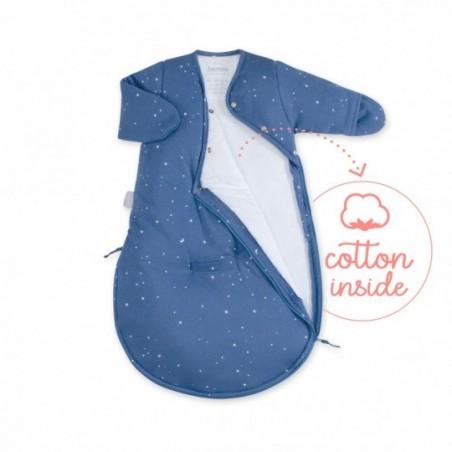 Bemini Gigoteuse MAGIC BAG® 0-3m étoile bleu denim