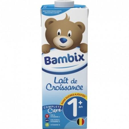 Bambix Lait de croissance nature 1+
