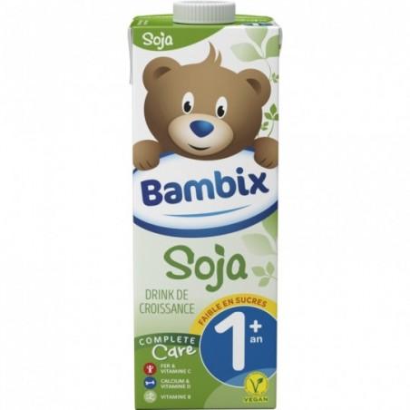 Bambix Drink de croissance soja 1+