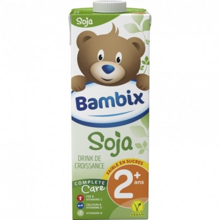 Bambix Drink de croissance soja 2+