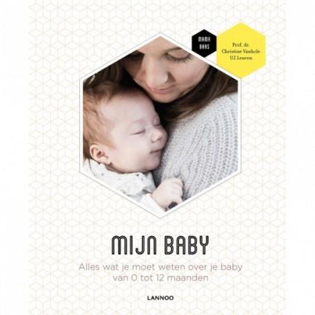Mamabaas Livre en néerlandais - Mijn baby