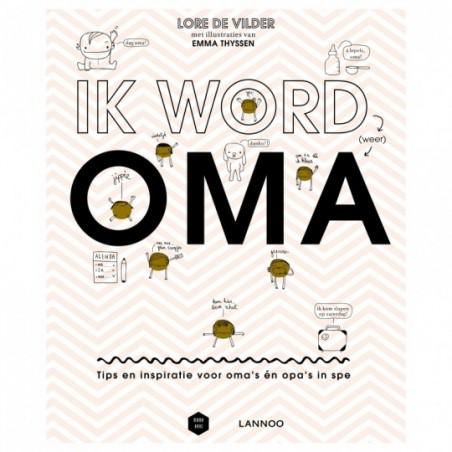 Mamabaas Livre en néerlandais - Ik word (weer) Oma