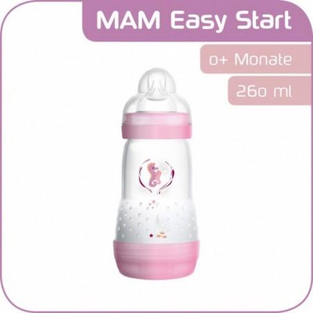 MAM Easy Start Anti-Colic roze