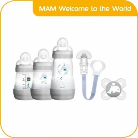 MAM Set Bienvenue dans le monde