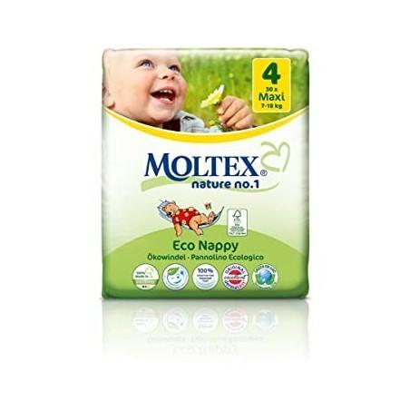 Moltex Luiers 4 maxi 7-18kg 30 stuks