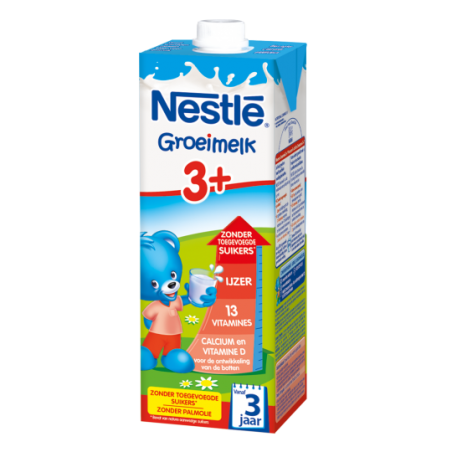 Nestle Goeimelk 3+