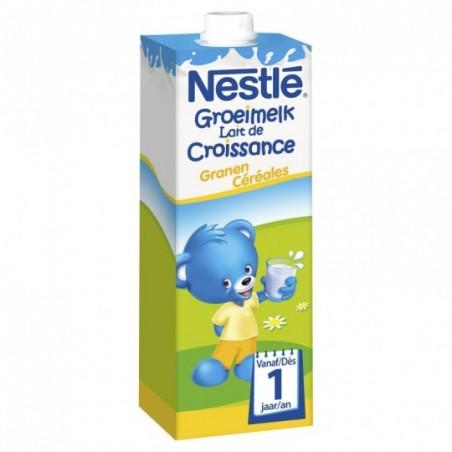Nestle Lait de croissance 1+ Céréales