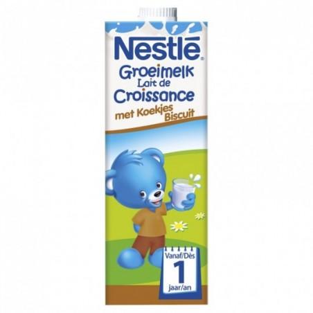 Nestle Lait de croissance 1+ Biscuit