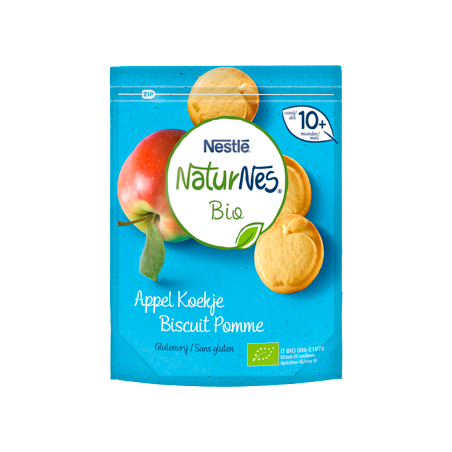 Naturnes Appel Koekje Bio