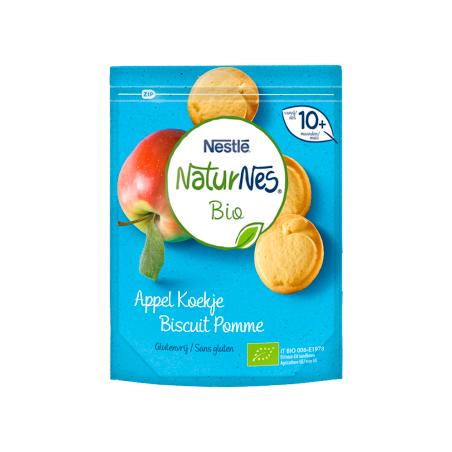 Naturnes Biscuit Pomme Bio