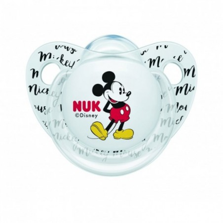NUK Sucettes MICKEY 2 pièces