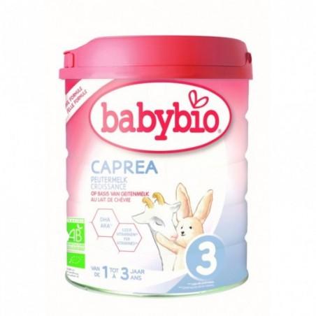 Babybio CAPREA 3 Lait de chèvre (de 1 à 3 ans) Bio