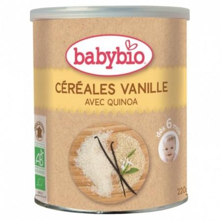 Babybio Vanillegranen (vanaf 6 maanden) Bio