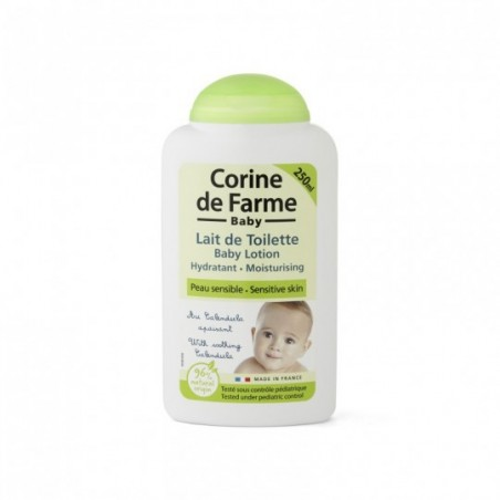 Corine de Farme Hydraterende baby bodymilk