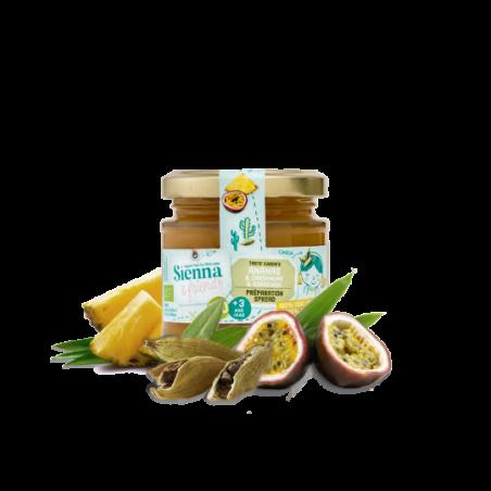 Sienna & Friends Préparation Ananas & Cardamome  Bio