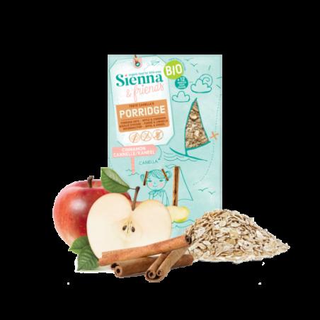 Sienna & Friends Porridge d'avoine  Bio