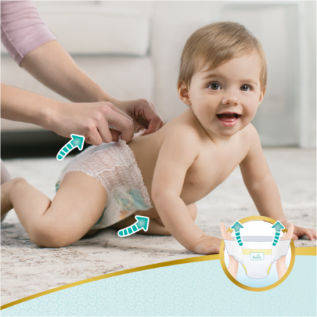 Pampers Premium protection PANTS  Taille 6 37 pièces