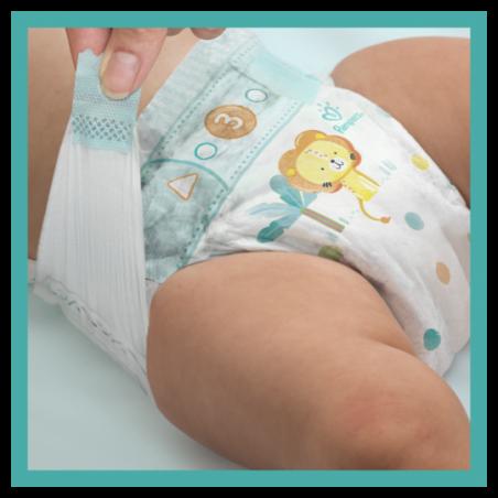 Pampers Baby dry maxi giant Maat 3 104 stuks