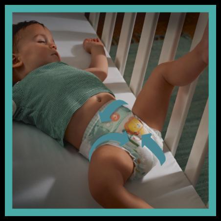 Pampers Baby dry maxi giant Maat 6 68 stuks