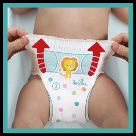 Pampers Baby dry PANTS maxi giant Maat 6 66 stuks