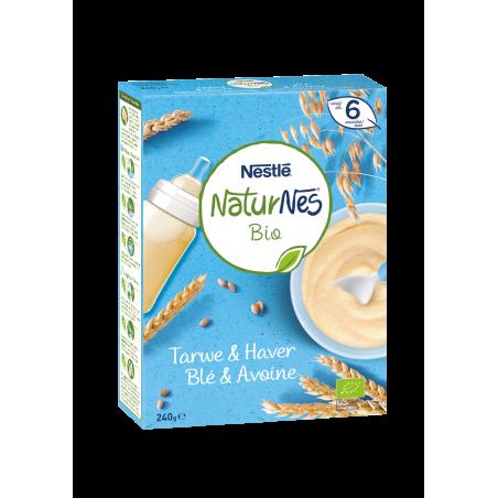 Naturnes Cereals Tarwe en Haver Bio