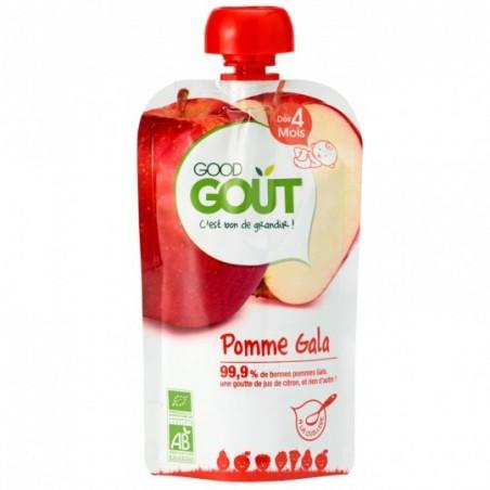 Good Gout Pomme Gala Bio 10 stuks