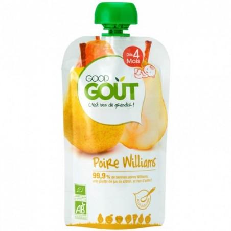 Good Gout Poire Williams  Bio