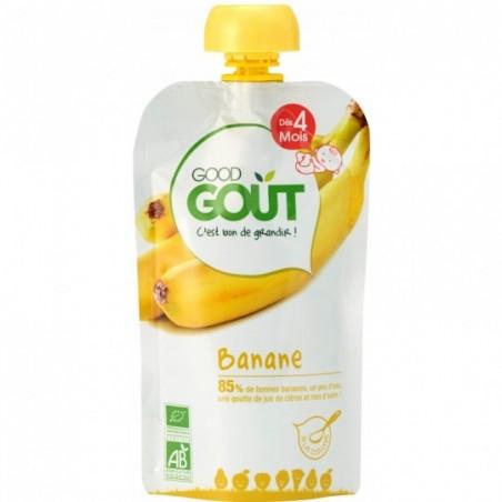 Good Gout Banane Bio 10 pièces