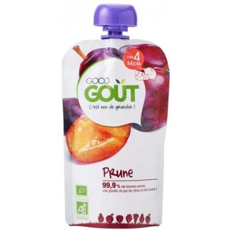 Good Gout Prune Bio 10 pièces