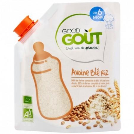 Good Gout Avoine blé riz  Bio