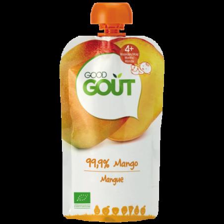 Good Gout Mangue Bio 10 pièces