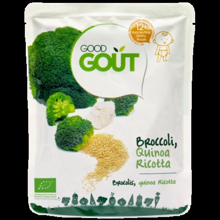 Good Gout Broccoli, quinoa & ricotta Bio