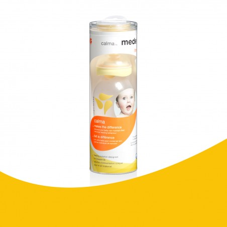 Medela Calma - biberon pour lait maternel 250ml