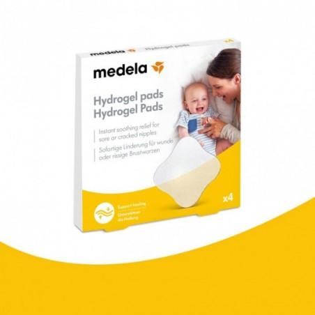 Medela Hydrogel Pads 4 stuks