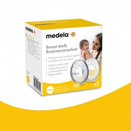 Medela Coquilles d'allaitement 2 pièces