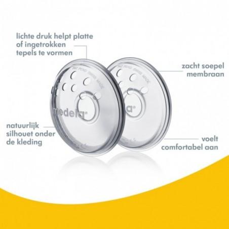 Medela Forme-mamelons 2 pièces