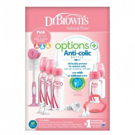 Dr. Brown's Options+ Giftset Standaardfles