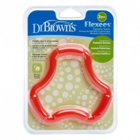 Dr. Brown's Anneau de dentition Flexees