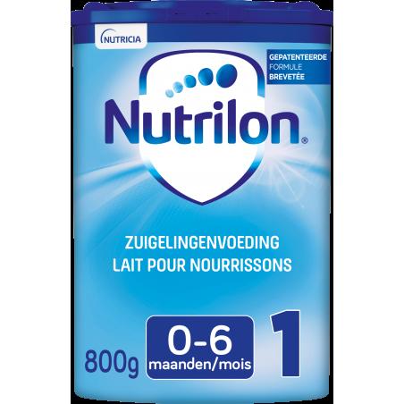 Nutrilon 1 baby melk vanaf de geboorte poeder 800g
