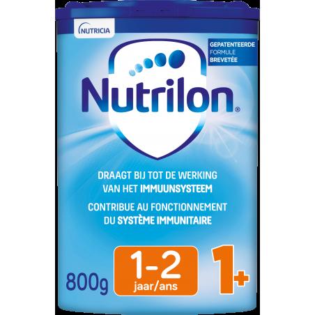Nutrilon 1+ Lait de Croissance dès 1 an poudre 800g